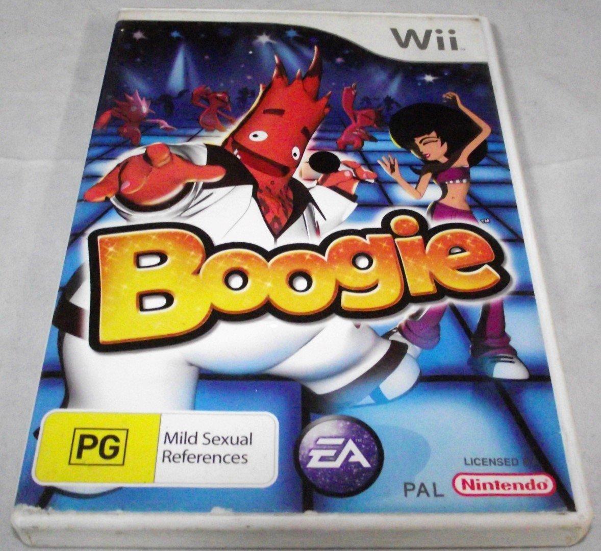 Boogie Nintendo Wii Pal Complete Wii U Compatible Ebay