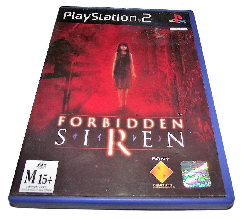 Forbidden Siren Ps2 Pal Complete Ebay
