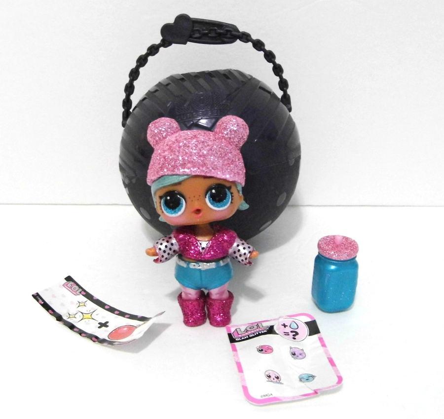 LOL Surprise Doll GLAM GLITTER DOLL BRRR B.R.R.R B.B BB TOYS