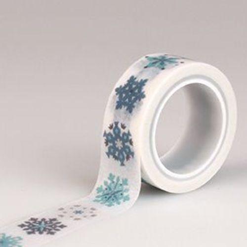 decorative tape snowflakes hello winter decorative tape snowflakes