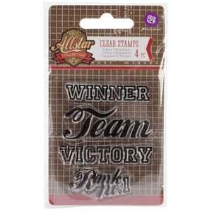 Prima ALLSTAR clear Stamp #2 569686 new