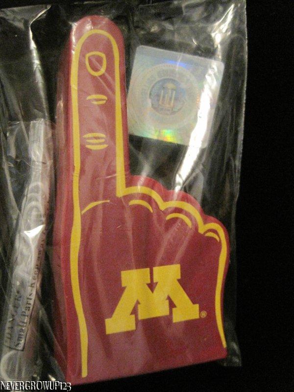 Car Tablet Vinyl Decal Sports Fan Football Baseball Hockey Colleg Foam Finger