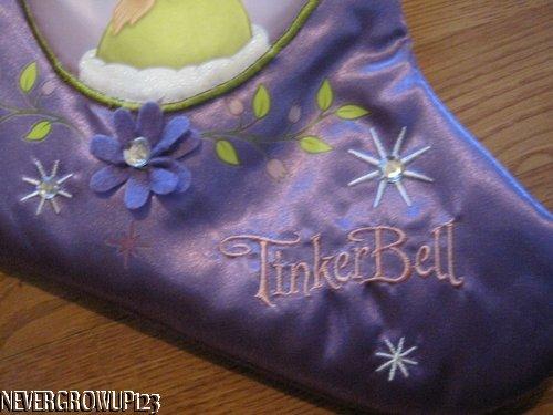 Tinker Bell Stocking 105