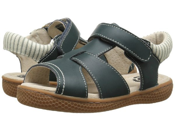 New LIVIE /& LUCA Shoes Sandals Sailor Navy Blue 5 8 9 Unisex