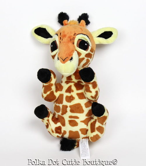 Disney Parks Baby Giraffe Plush Disney World Disneyland Lovey Euc Ebay