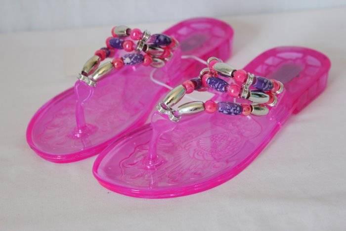 girls jellies