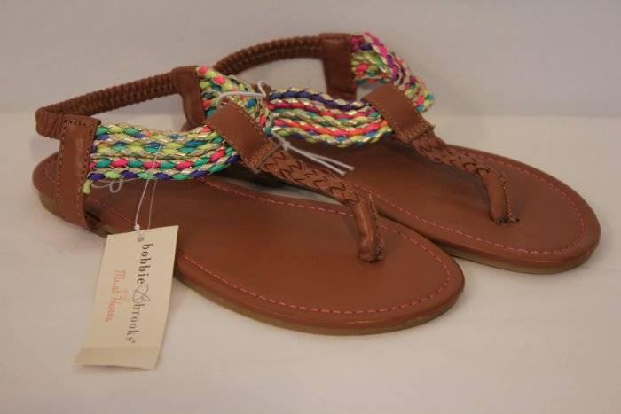 Strap Thongs Kids Summer Shoes Flats | eBay
