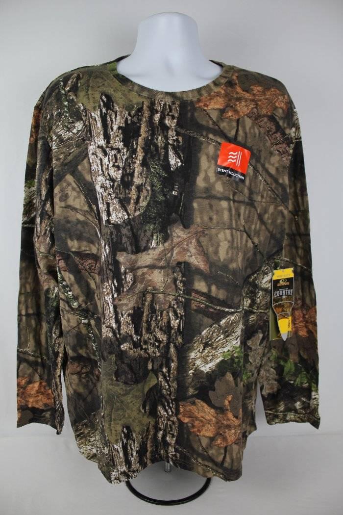 *NEW Men/'s Mossy Oak Breakup Infinity Hunting Camouflage Camo T-shirt Size XL