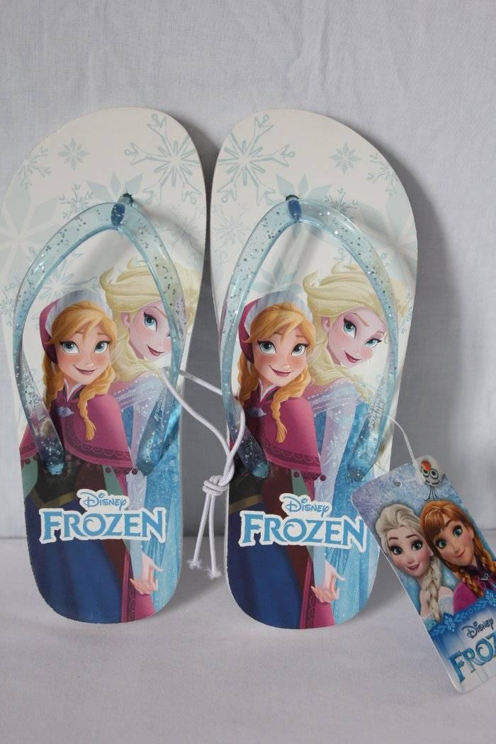 Flip Flop New Disney Frozen Elsa /& Anna Slippers