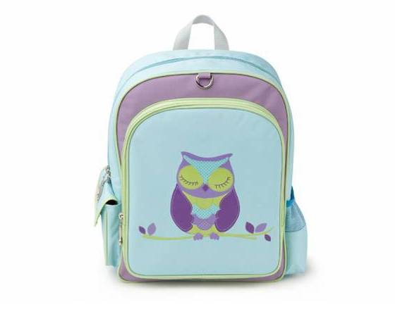 Details about Jiggle   Giggle Hooty Owl Backpack or Insulated Lunch Box 28814ed38a4b1