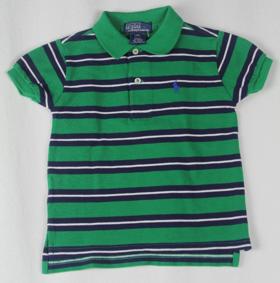 White Stripe Mesh Polo Shirt//Blue Pony NWT Ralph Lauren Red//Navy,Green