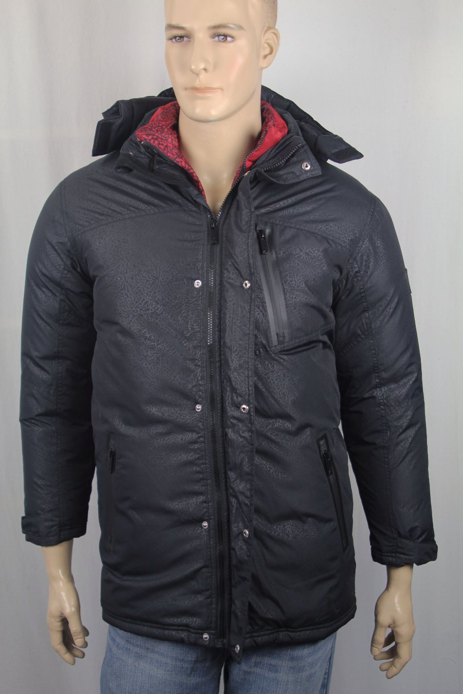 b30f69846e Nike nero Puffer piumino Jordan Child Hooded Jumpman aria NWT 953554 $175