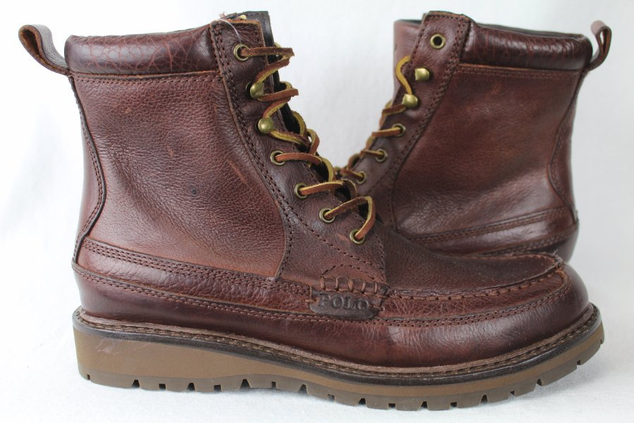 POLO Ralph Lauren Willingcott Leather