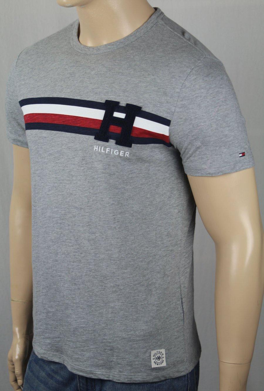 Tommy Hilfiger Rosin Pt Grün Garment Dyed V Neck T Shirt TH3803