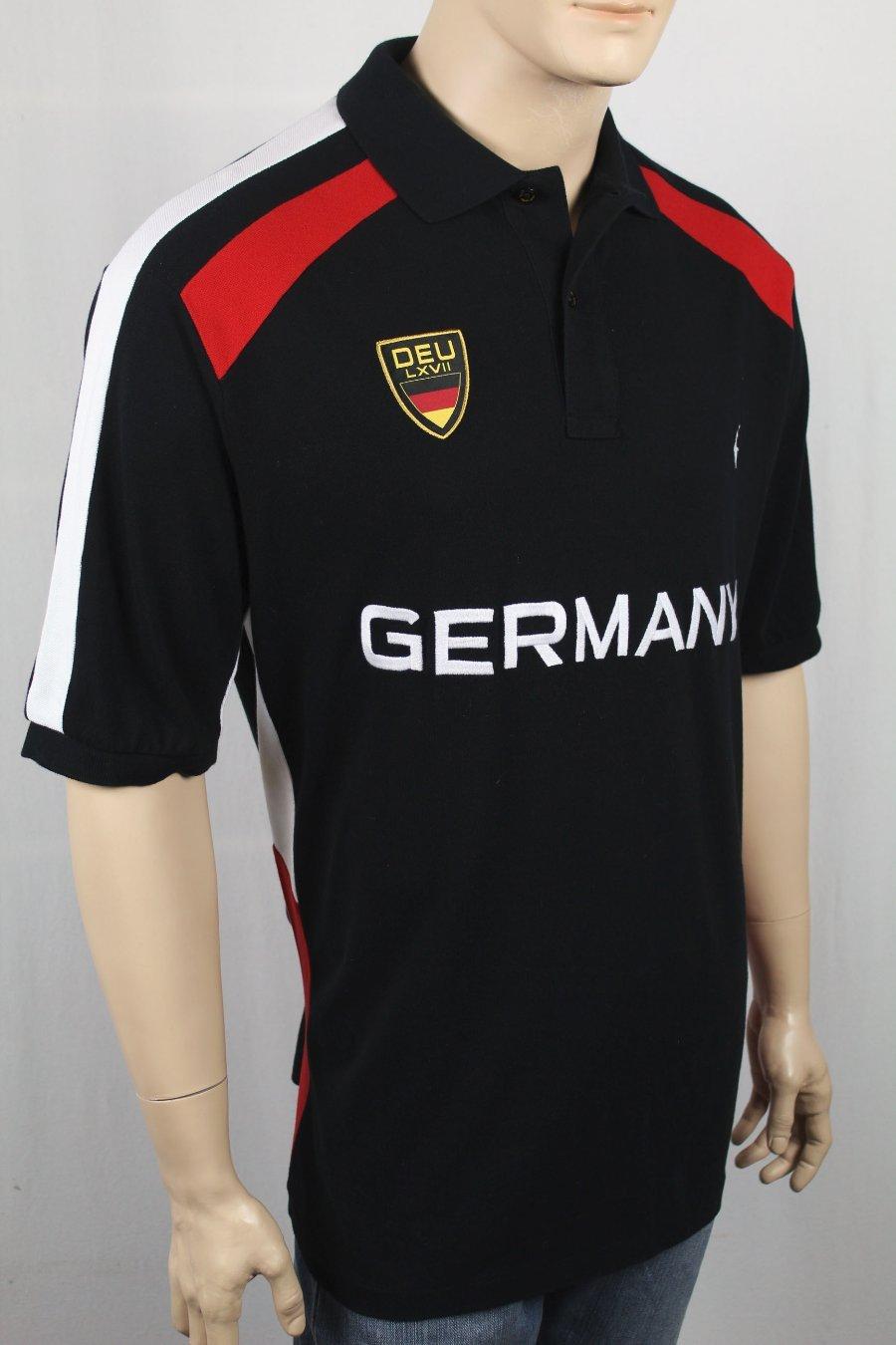 Germany Black Lauren Classic Fit Ralph Polo NwtEbay LAjqR543