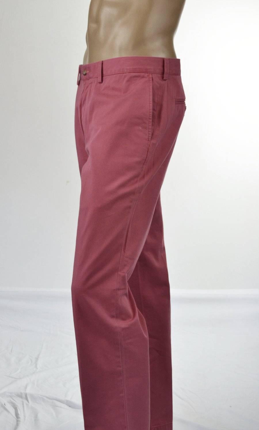 Polo Ralph Lauren Mens Classic Fit 5 Pocket Pants NWT Blue 100/% Cotton
