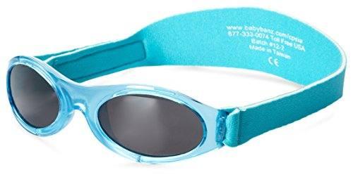 b99769bebf NEW Baby Banz Sunglasses Adventure Aqua Blue Infant Newborn Kids ...