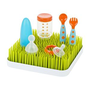 New Boon Grass Countertop Drying Rack Bpa Free Baby Bottle