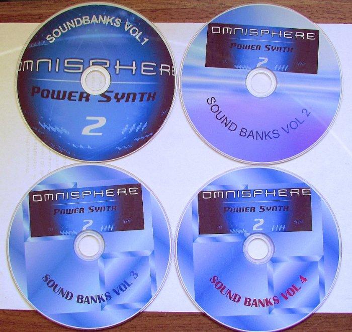 Details about spectrasonics omnisphere 2 SOUNDBANKS ONLY 4 dvd all genres  cubase logik reason
