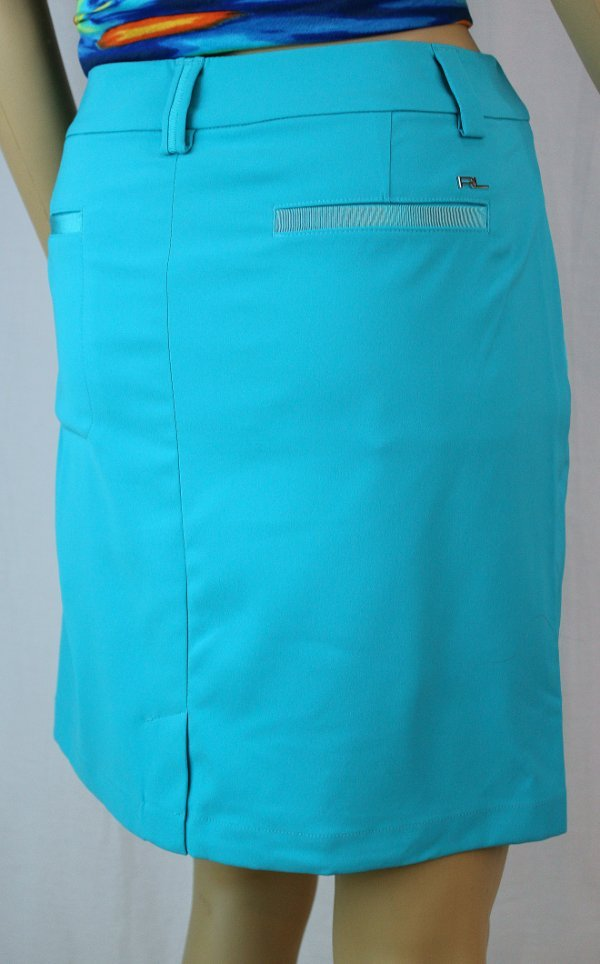 POLO by Ralph Lauren Cotton skirt ~Neon Rose~ NWT~