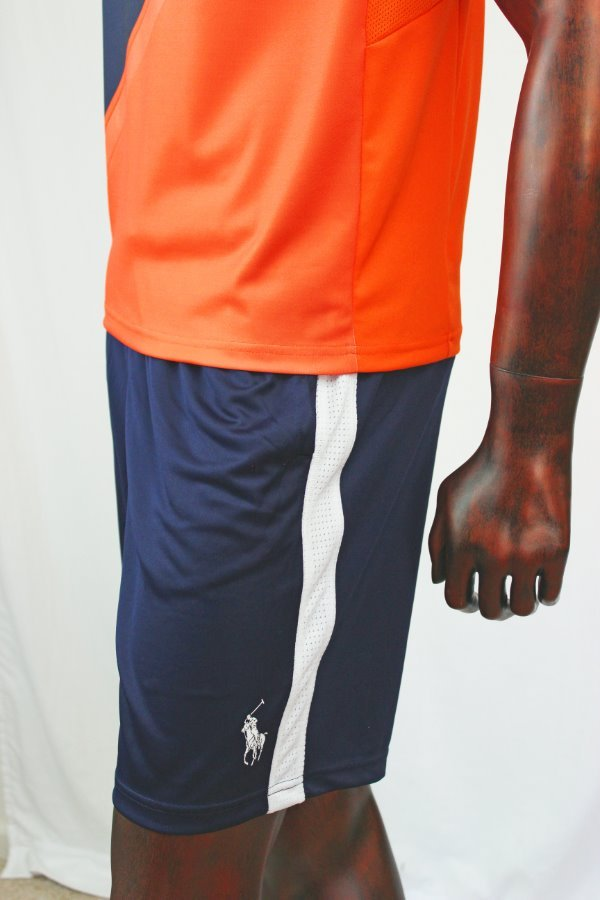 ff36cde51 ... coupon code for polo ralph lauren navy and white basketball shorts nwt  254bb 28d42