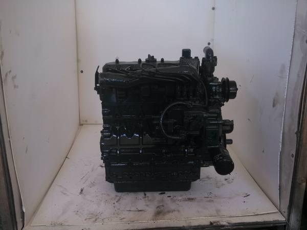 Details about Bobcat Kubota V2203 - IDI - Diesel Engine - Rebuilt