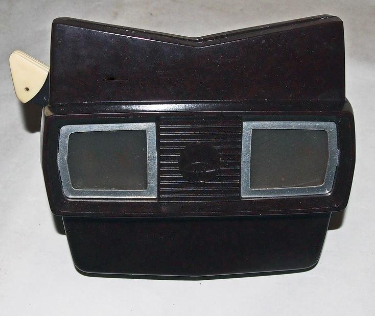 sawyer 39 s view master stereoscope bakelite original box. Black Bedroom Furniture Sets. Home Design Ideas