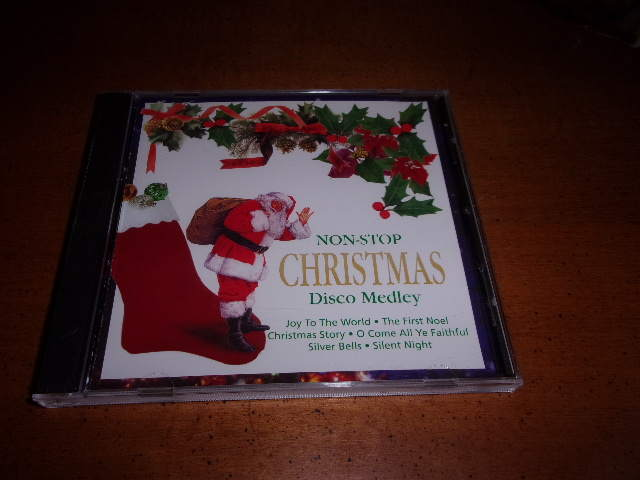 Non Stop Christmas Music.Details About Non Stop Christmas Disco Medley Music Cd