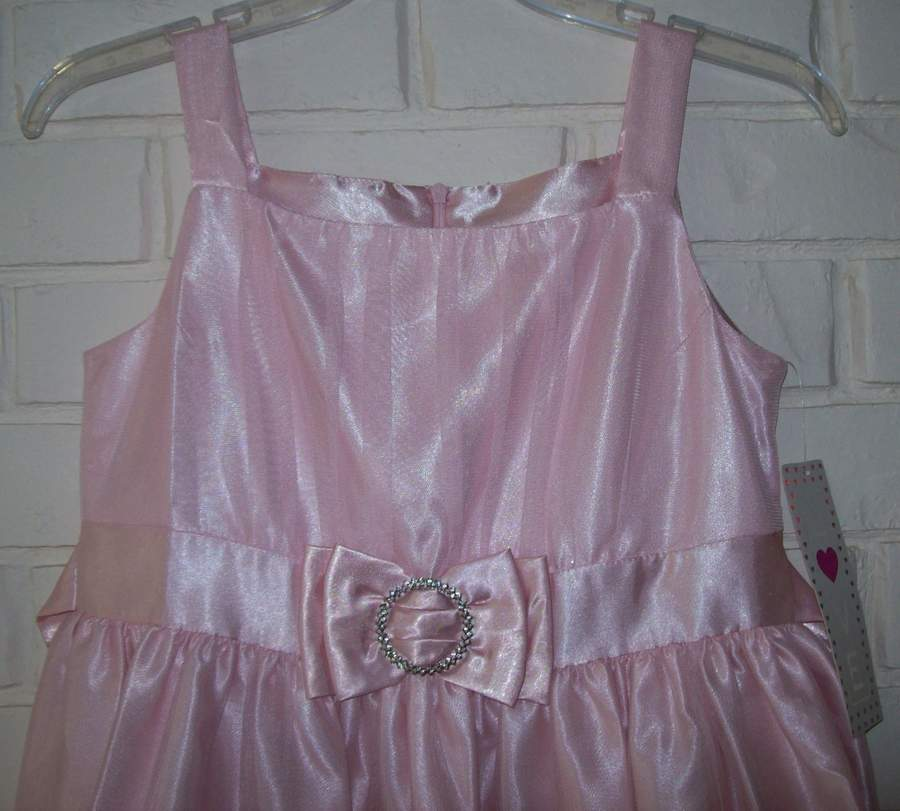 Pinksilver Special Occasion Princess Dress Girls Plus Size 145 By
