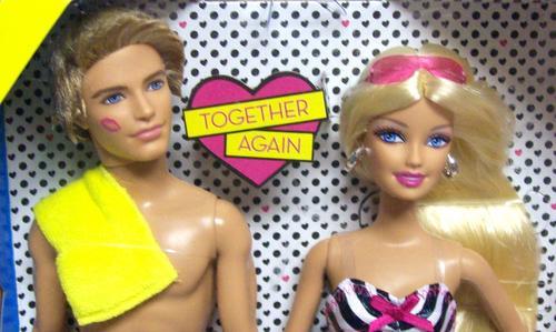 Barbie She Said Yes Doll Giftset