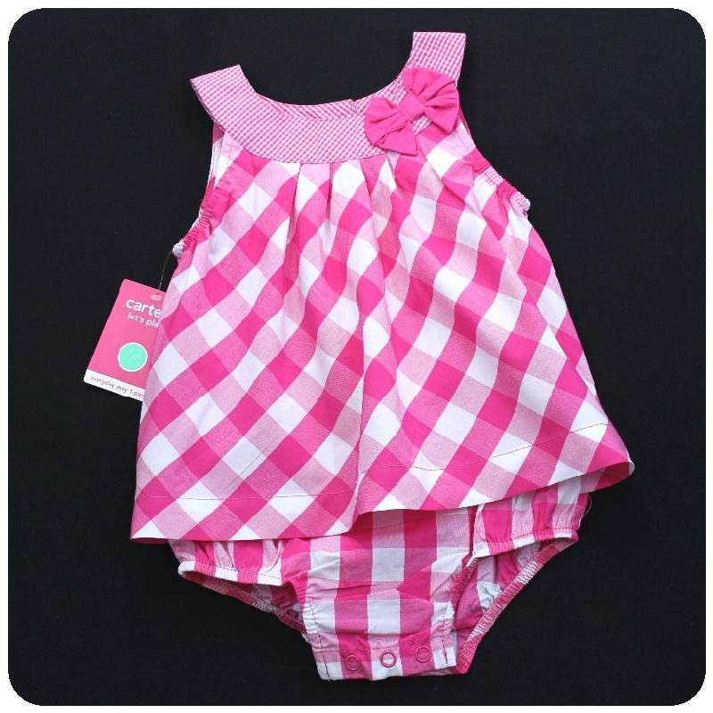 NWT~CARTERS~Bubble ROMPER~ONE-PIECE~Sunsuit~SUMMER~INFANT//BABY Girls~U PICK SIZE