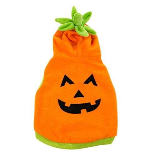 Dog Black Green Pumpkin Jack-O-Lantern Halloween Sweater XXS  XS S M L NWT