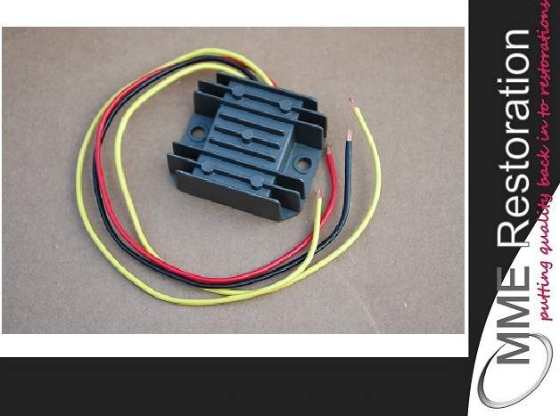 mme732 motorcycle solid state regulator rectifier single phase 12v volt  at suagrazia.org