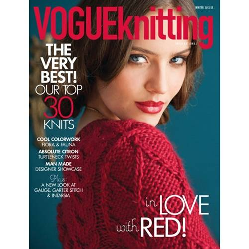 Details about Vogue Knitting Winter 2012/13 Perfect