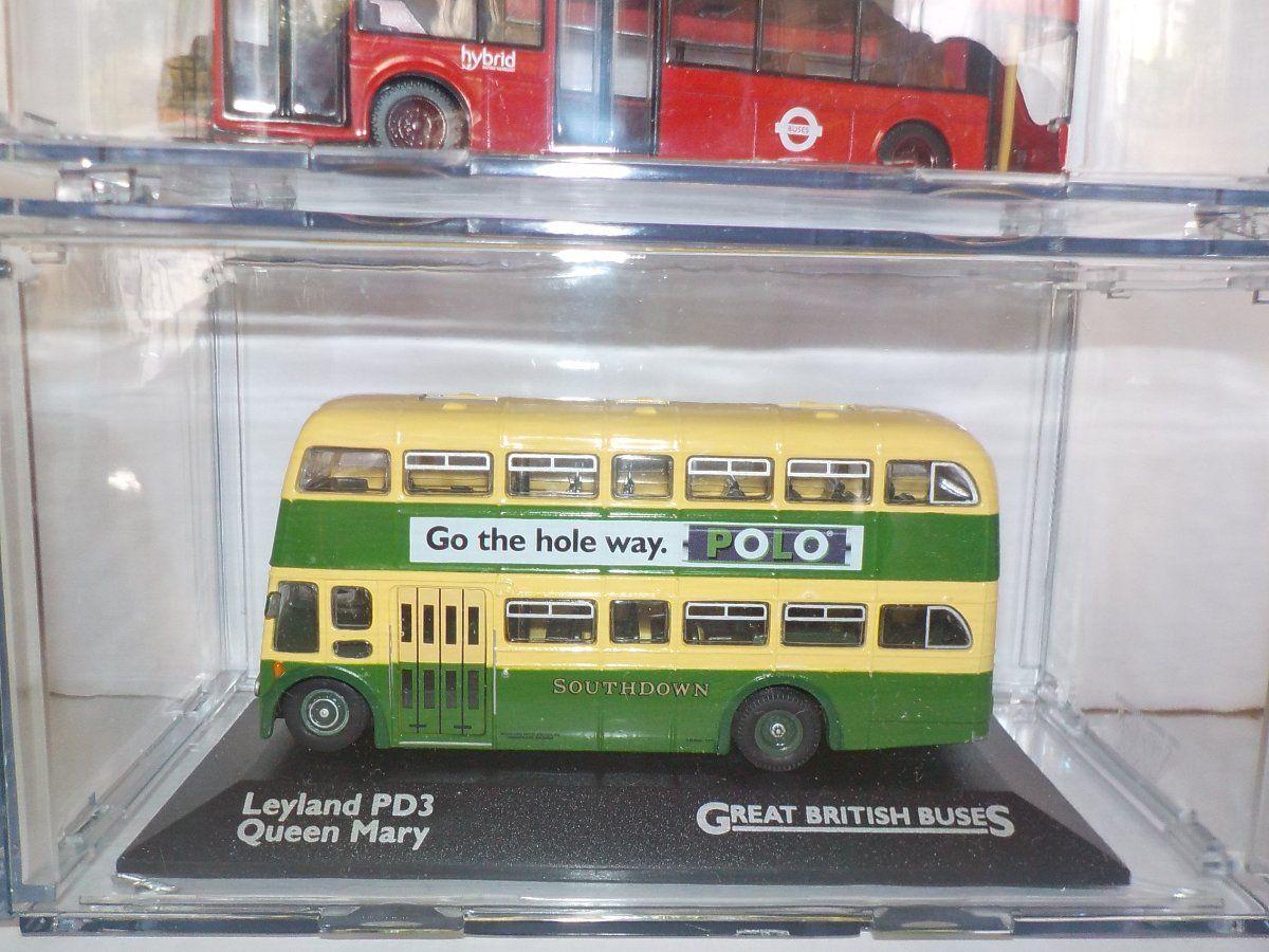 Display Case EFE Coaches Ideal for Quality Buses 1//43 Corgi Trams Atlas,