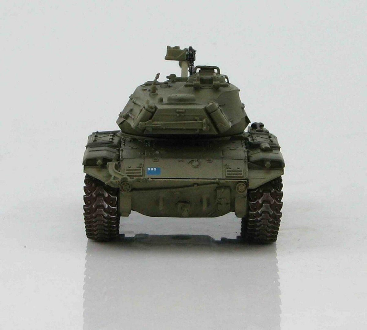 Die cast 1//72 Modellino Carro Armato Tank M41A3 Walker Bulldog 4th Cavalry Thai