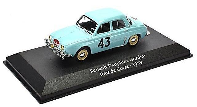 RALLY-CARS-1-43-gordini-Collection-Ixo-partworks