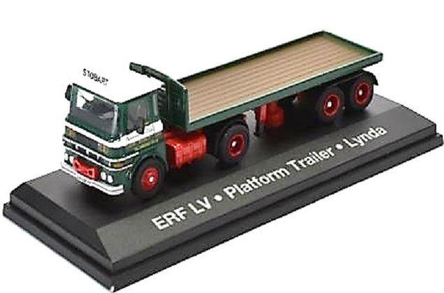 1//76 Scale New Stobart Sealed Trucks Model Atlas // Oxford // Corgi