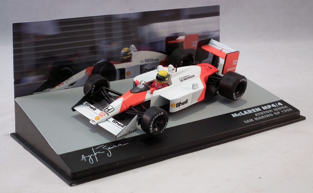 F1 Cars P13-1988 1//43 Scale March Judd 881 Maur?cio Gugelmin