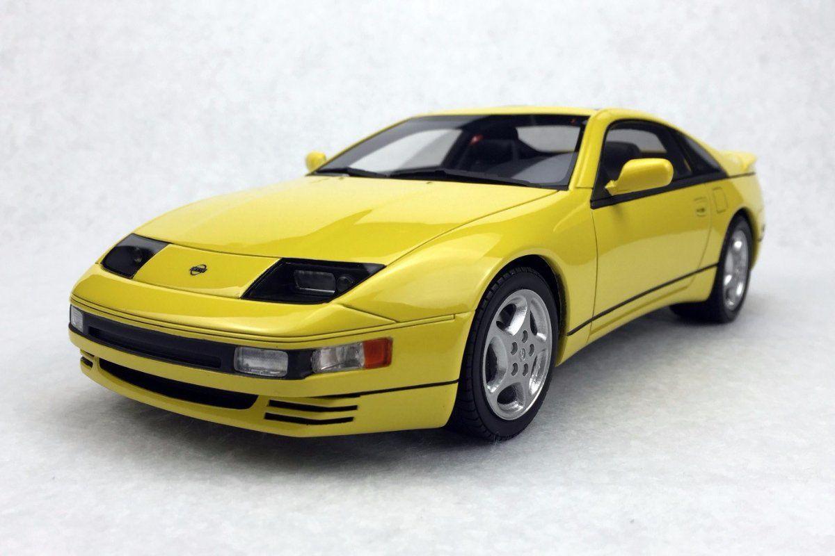 nissan 300zx yellow 1 18 scale model car resin ebay details about nissan 300zx yellow 1 18 scale model car resin