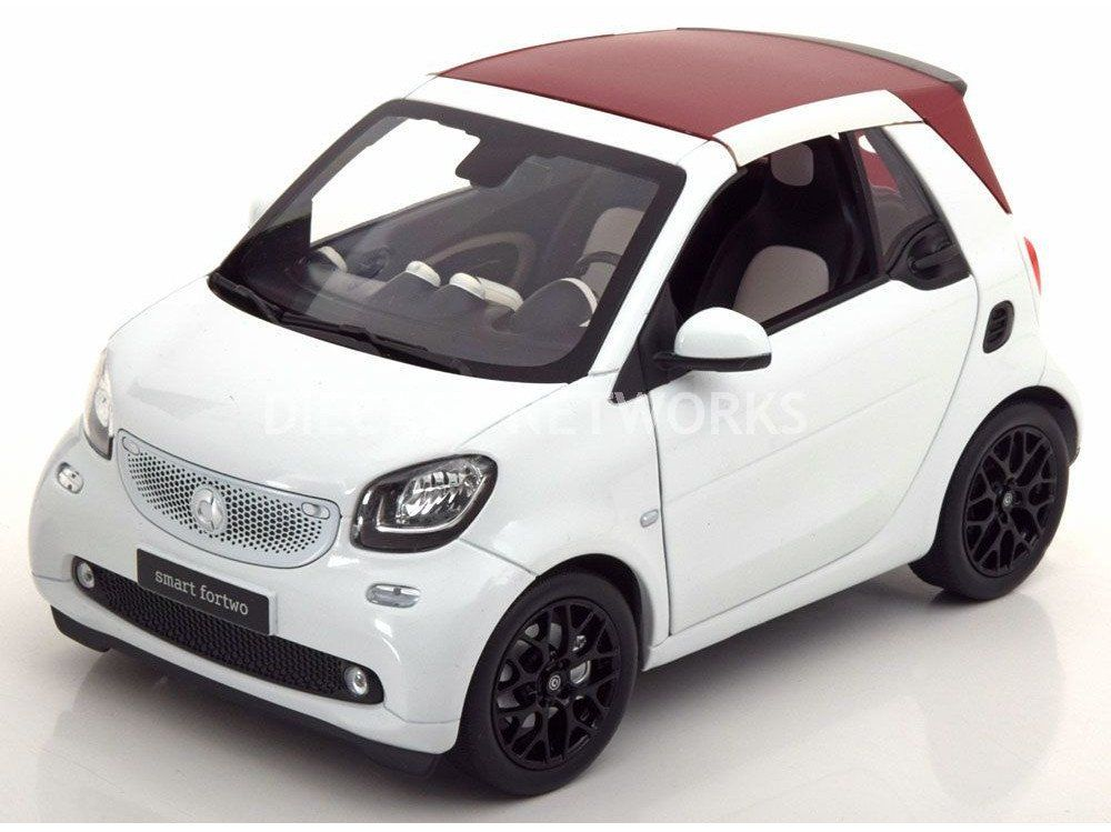 Smart Model Cars Mercedes 1 18 Scale