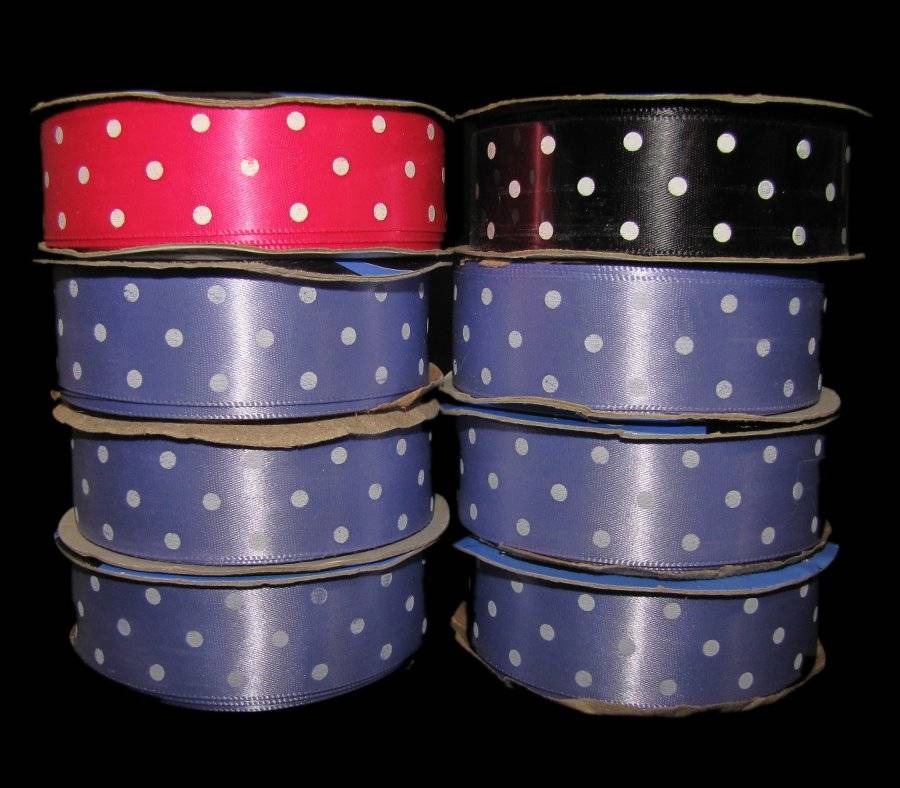 "Yards Ribbon Mixed LOT Grab Bag 3//8"" 5//8"" 7//8"" 1.5"" Grosgrain MORE 30 SATIN"