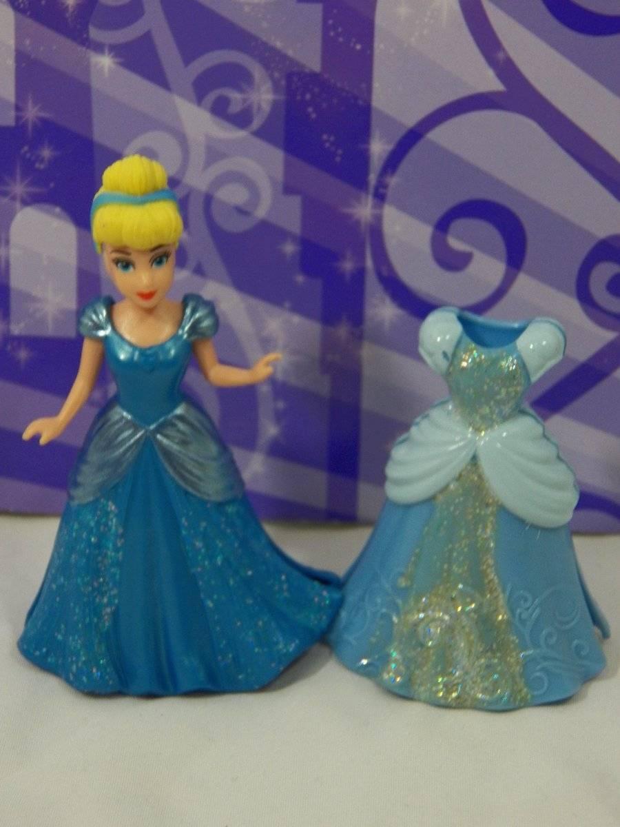 "Disney Brave Merida Magiclip 4/"" Tall Polly Pocket Doll"