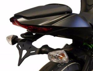 Evotech Performance Fender Eliminator//Tail Tidy to fit Kawasaki Ninja ZX10R ABS SE RR PRN012955 Years 2016 to 2020 KRT