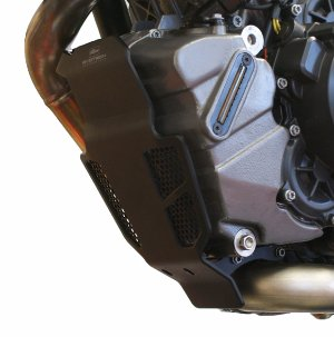 ktm 1290 superduke / r engine guard protector. (2013 to 2017