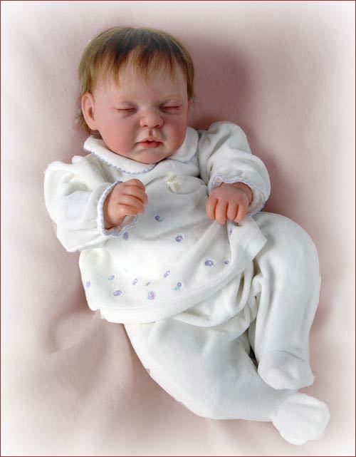Secrist  22 inch Reborn Doll Kit Hope
