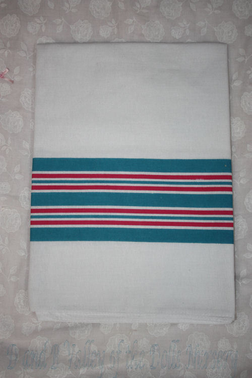 Reborn Doll Authentic Hospital Blankets