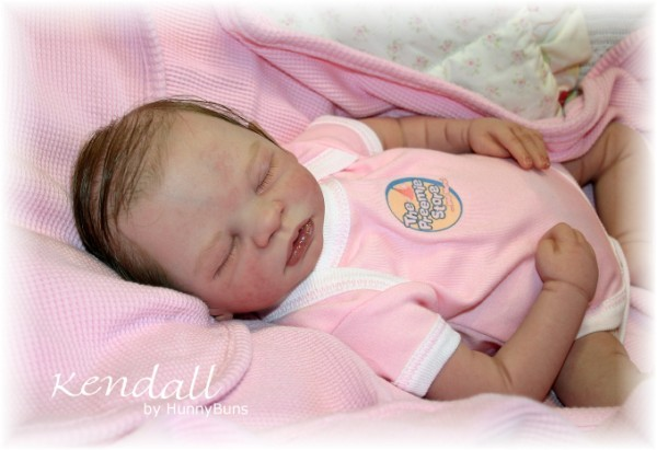 Reborn Doll Kit Kendall by Stephanie Sullivan