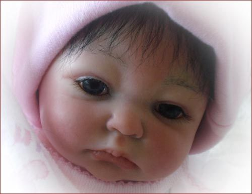 "Reborn Doll Kit ""Missy"" by Secrist"