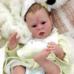 "Reborn Doll KIt ""Nicole"" By Linda K. Smith"